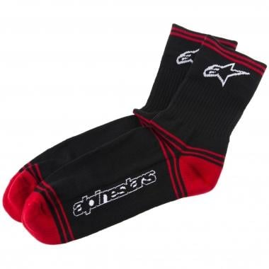 Calcetines ALPINESTARS WINTER Negro/Rojo