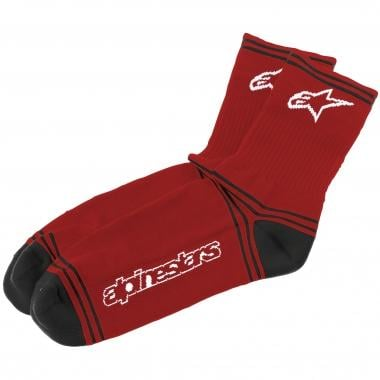 Calcetines ALPINESTARS WINTER Rojo/Negro