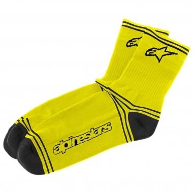 Meias ALPINESTARS WINTER Amarelo/Preto