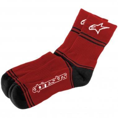 Chaussettes ALPINESTARS SUMMER Rouge/Noir