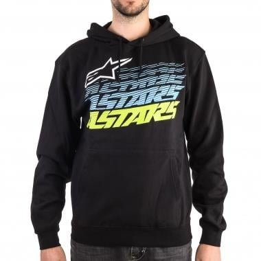 Sweat com Capuz ALPINESTARS HASHED Preto 2016