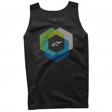 Camiseta de tirantes ALPINESTARS TESSERACT Negro 2016