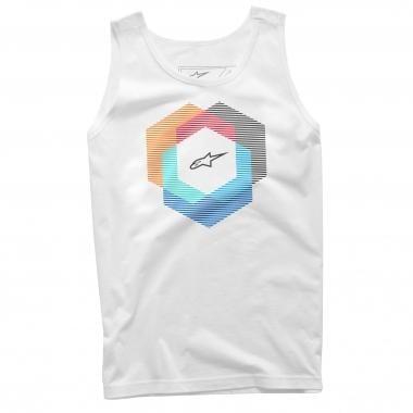 Camiseta de tirantes ALPINESTARS TESSERACT Blanco 2016
