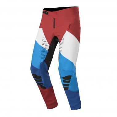 Pantalon ALPINESTARS TECHSTAR Rouge/Blanc/Bleu 2019