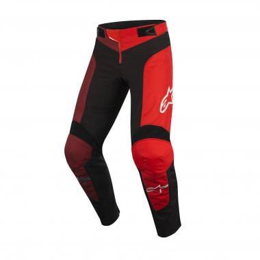 Pantalon ALPINESTARS VECTOR Enfant Gris/Rouge