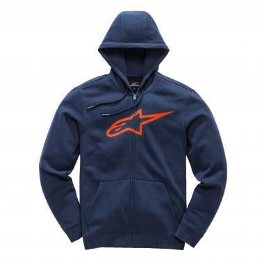 Sweat à Capuche ALPINESTARS AGELESS II Bleu 2019