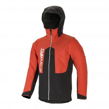 Veste ALPINESTARS NEVADA THERMAL Noir/Rouge 2019