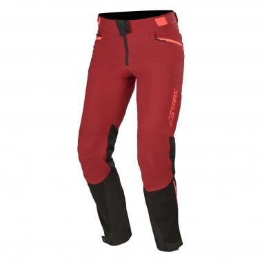Pantalon ALPINESTARS STELLA NEVADA Femme Rouge/Noir 2019