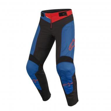 Pantalon ALPINESTARS VECTOR Enfant Bleu/Rouge