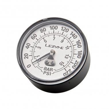 """Manómetro de substituição LEZYNE 220 PSI 2,5"""""""