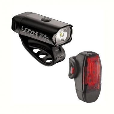 Éclairages Avant et Arrière LEZYNE HECTO DRIVE 350XL/KTV DRIVE