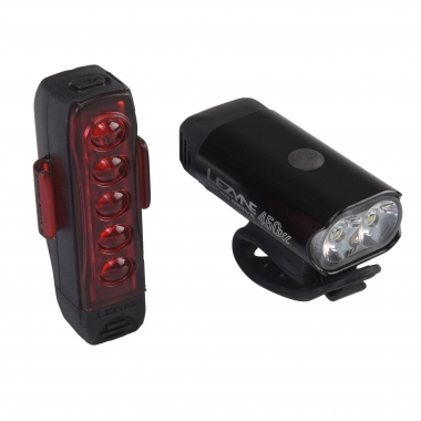 LEZYNE HECTO DRIVE 450XL/MICRO DRIVE Front and Rear Lights