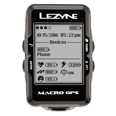 GPS LEZYNE MACRO HRSC