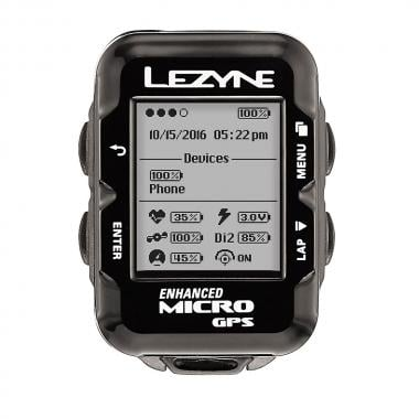 GPS LEZYNE MICRO HR