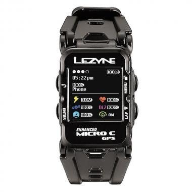 Relógio GPS LEZYNE MICRO COLOR HR