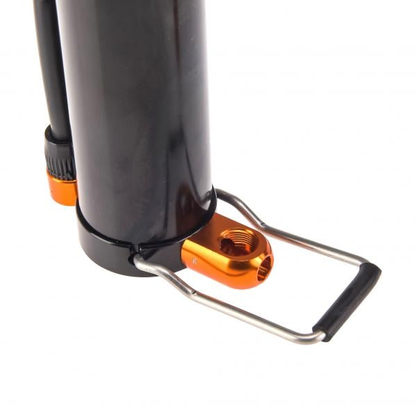 Kompakt standpumpe lezyne micro floor digital drive xl for Micro floor
