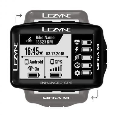 GPS LEZYNE MEGA XL