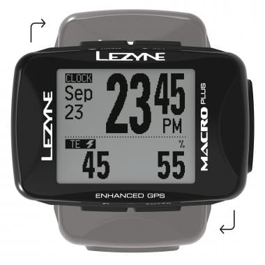 GPS LEZYNE MACRO PLUS HR LOADED