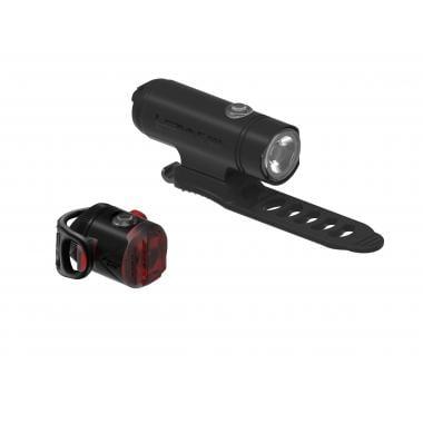 Éclairages Avant et Arrière LEZYNE CLASSIC DRIVE 500 / FEMTO USB DRIVE