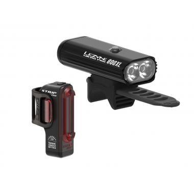 Éclairages Avant et Arrière LEZYNE MICRO PRO 800XL / STRIP DRIVE