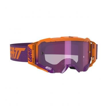 Masque LEATT VELOCITY 5.5 IRIZ Violet Écran Iridium 2020