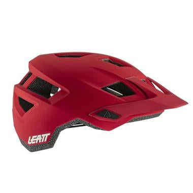 LEATT 1.0 MTB Helmet Red 2021