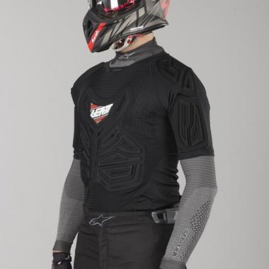 T-Shirt Protection Épaules LEATT ROOST Noir  2021