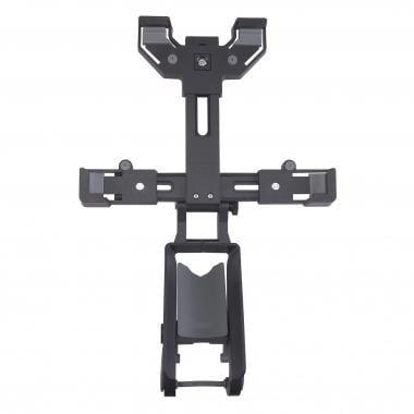 Soporte de manillar para tablet sobre rodillo de entrenamiento TACX