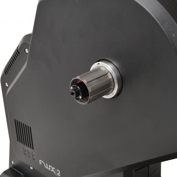 Tacx Bushido Smart Vs Flux: Home Trainer TACX FLUX 2 SMART T2980