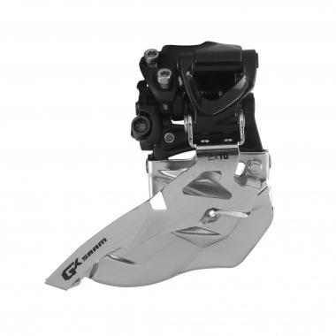 Deragliatore Anteriore SRAM GX 2x10V Mid Direct Mount Tiraggio Basso 34 Denti