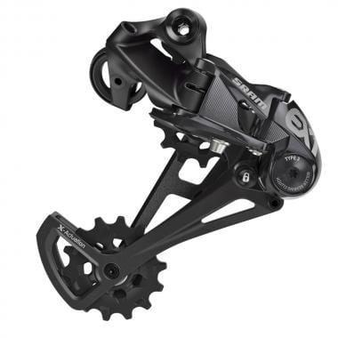 Dérailleur Arrière pour VTT Électrique SRAM EX1 8V Chape Longue Noir