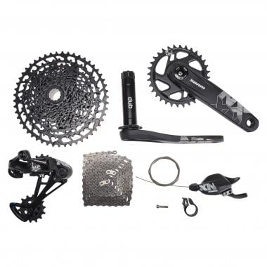Groupe SRAM EAGLE NX 12V Mono DUB BOOST 32 Dents 11/50