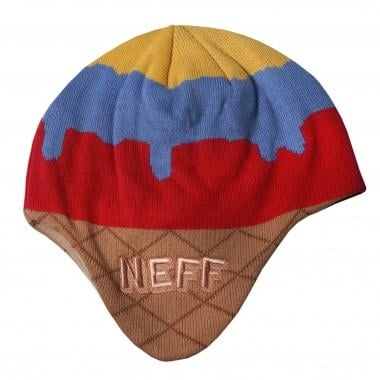 Gorro NEFF ICE CREAM PRIMARY Rojo/Azul/Amarillo