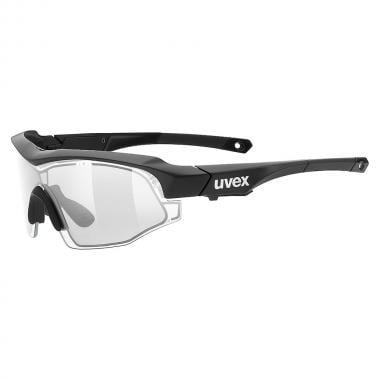 Gafas de sol UVEX VARIOTRONIC S Negro mate Fotocromáticas 2017