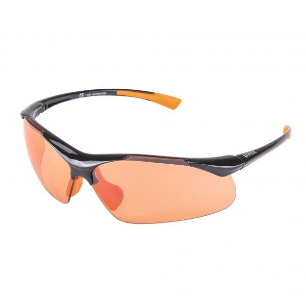 Lunettes UVEX SPORTSTYLE 223 Noir Orange - Probikeshop 0b43d78ae55c
