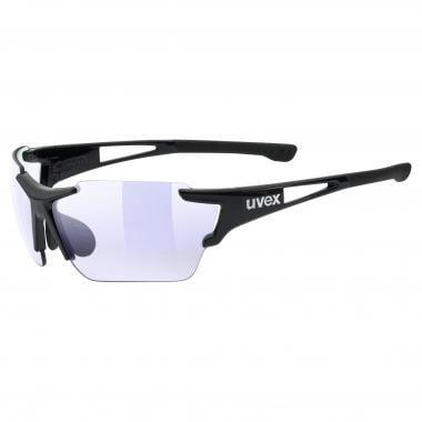 Lunettes UVEX SPORTSTYLE 803 RACE Noir Photochromique Iridium