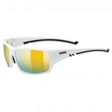 Lunettes UVEX SPORTSTYLE 222 Blanc Polarisant