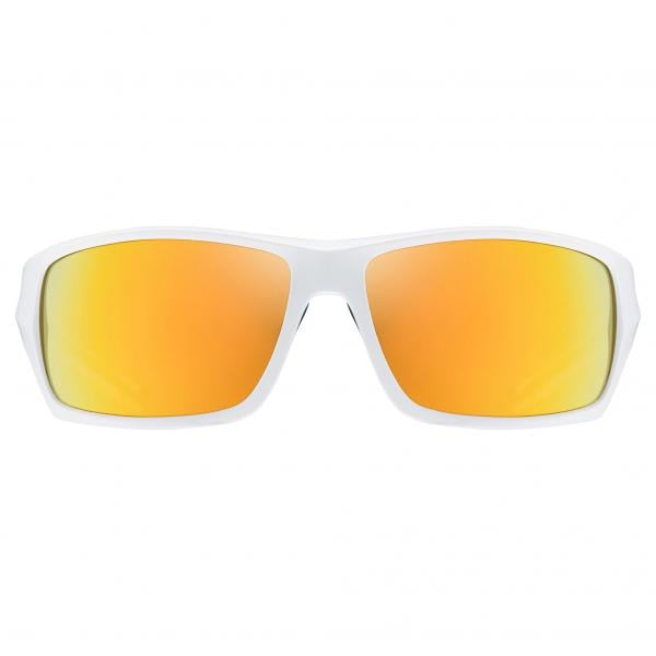 93b8b1976b UVEX SPORTSTYLE 222 Sunglasses White Polarized 2019 - Probikeshop
