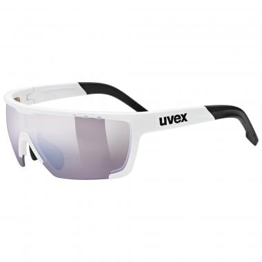 Lunettes UVEX SPORTSTYLE 707 CV Blanc Iridium Violet 2020