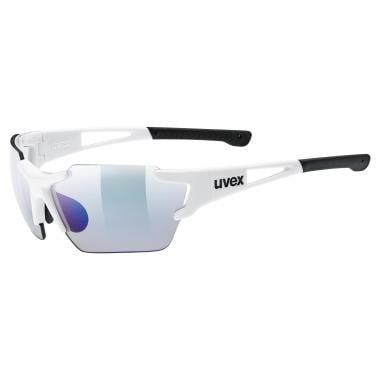 Lunettes UVEX SPORTSTYLE 803 RACE V SMALL Blanc Iridium Photochromique 2020