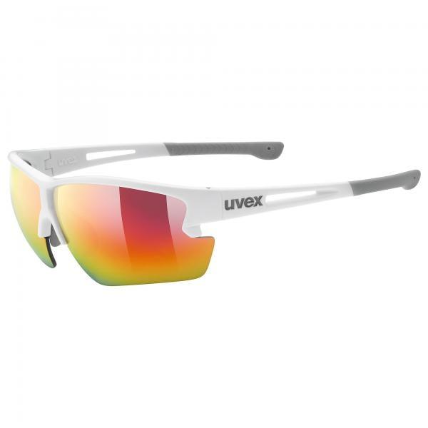 Lunettes UVEX SPORTSTYLE 812 Blanc Iridium 2020
