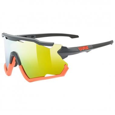 Gafas de sol UVEX SPORTSTYLE 228 Gris/Naranja Iridium 2021
