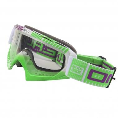 Masque O NEAL B-FLEX ETR Blanc/Vert