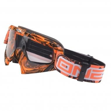 O NAL B-FLEX HENDRIX Goggles Black/Orange