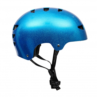 Casque O NEAL DIRT LID METALFLAKE Bleu