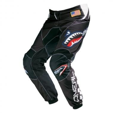 Pantalon O NEAL ELEMENT AFTERBURNER Enfant Noir/Bleu