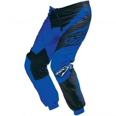 Pantalon O NEAL ELEMENT RACEWEAR Enfant Noir/Bleu