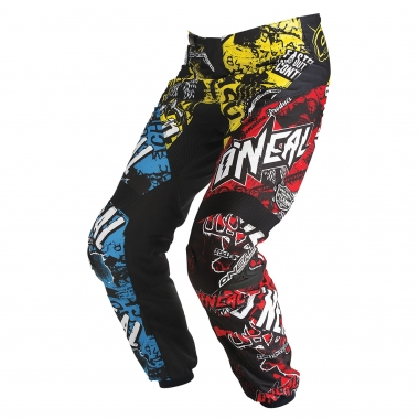 Pantaloni O NEAL ELEMENT WILD Multicolore 2017