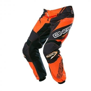 Pantalon O NEAL ELEMENT RACEWEAR Noir/Orange 2017