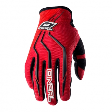 Gants O NEAL ELEMENT Rouge 2017
